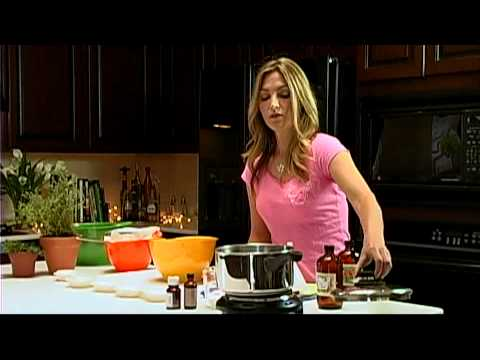 Kids Herbal Cough Syrup with Nicole Carter