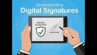 Creating digital signature in FOXIT READER