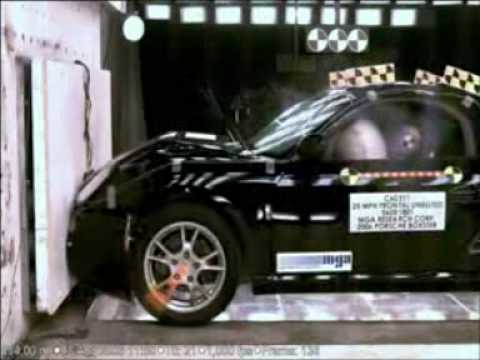 most expensive crash tests ever on video