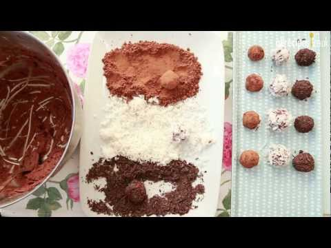 Rich and decadent chocolate truffles - Allrecipes.co.uk