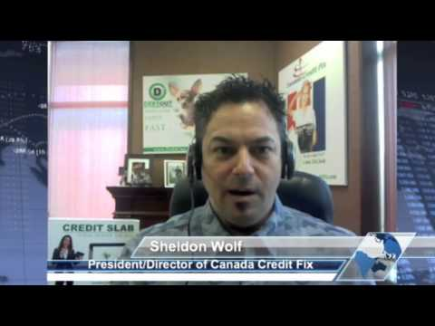 Debt Settlement with Sheldon Wolf - How to avoid bankruptcy Canada Credit Fix