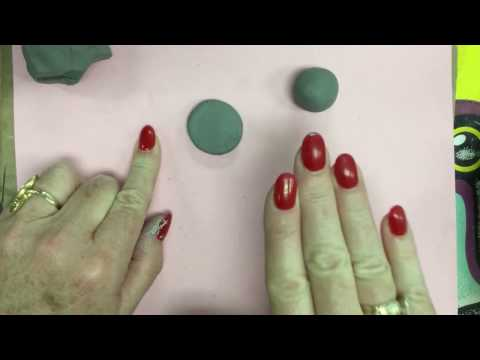 Clay Basics for Kids: How to Form a Cone, Cylinder, Sphere, Cube, and Coil.