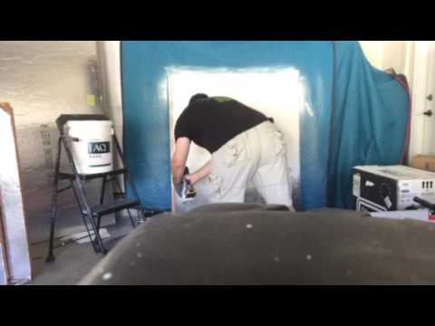 Applying Coating To Ducts