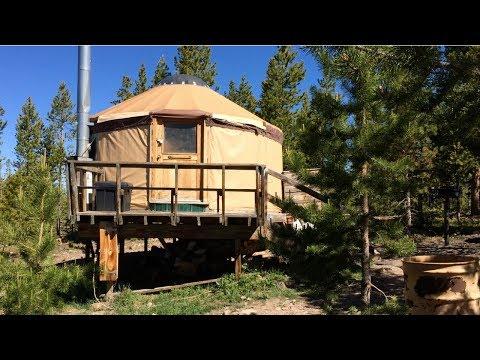 Yurt Adventure 2017