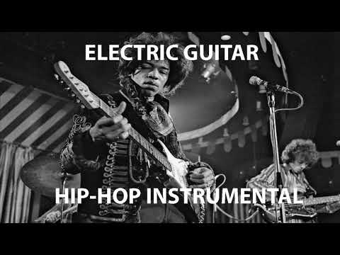 Electric Guitar Hip-Hop Instrumental