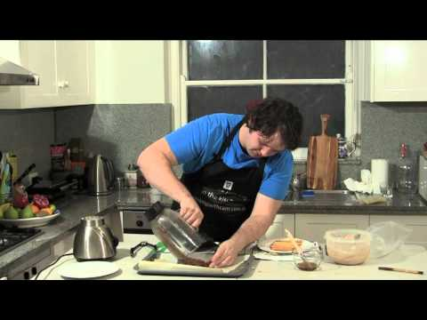 Cooking with Cam - Chocolate Cigar