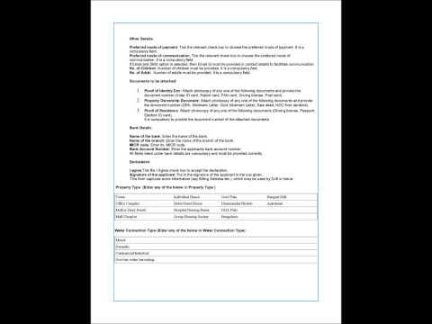 Delhi water bill payment