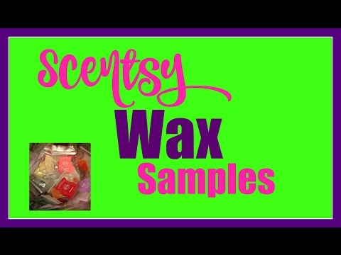 Scentsy samples made easy!!!!!!!