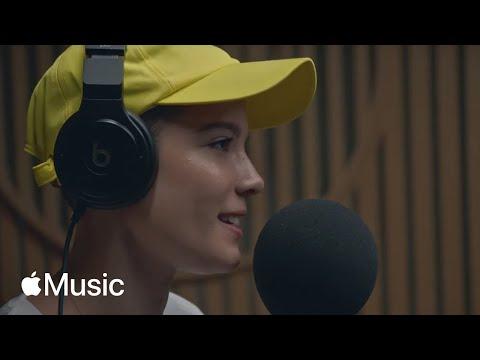 Halsey: 'Badlands' [FULL INTERVIEW] | Beats 1 | Apple Music