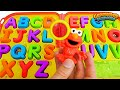 Kids Help Elmo Find All Of The Missing Letters So We Can Spell Words