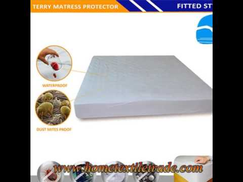 New Arrival High Quality Waterproof Mattress Cover  Matress Protector