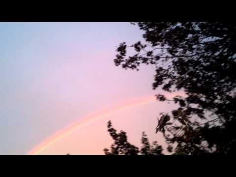 Double Rainbow All the Way Across the Sky (So Intense!)