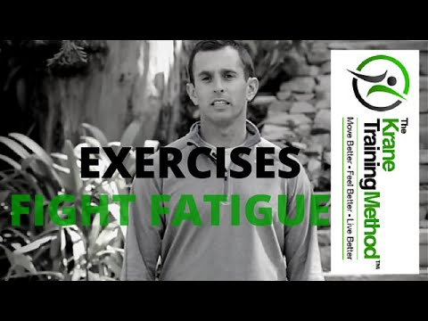 5 Exercises To Reduce Fatigue