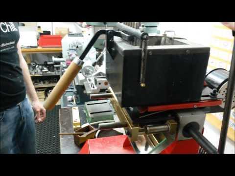 Poliklips bullet casting machine
