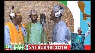 """Kalli Sabuwar Wakar Rarara mai Zafi ta Sai Baba Buhari 2019........""""AIKIN GAMA YA GAMA"""" Latest Video"""