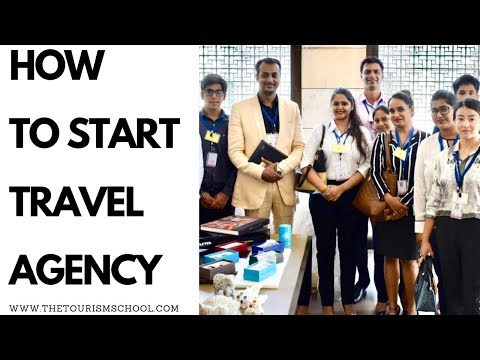 How to start Travel Agency Free of Cost without any Investment/How to start travel agency in India