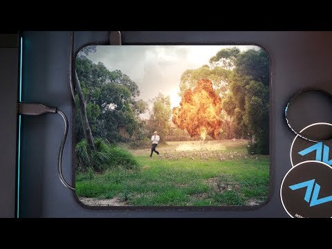 2.5TB of Action Stock Footage!!! The ActionVFX Drive! After Effects Explosion Tutorial