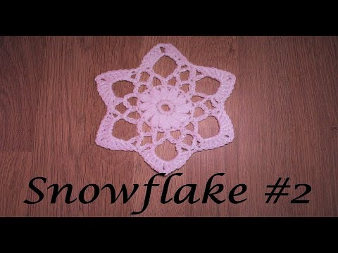 Snowflake - Embellishment #6