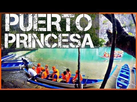 PUERTO PRINCESA • CEBU 2016 Travel Vlog ♡ | makeupbykarlamisa