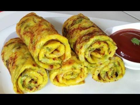 आटे का इतना टेस्टी और आसान नाश्ता वो भी बिना तले की आप रोज बनाकर खाएंगे Indian Breakfast Recipes