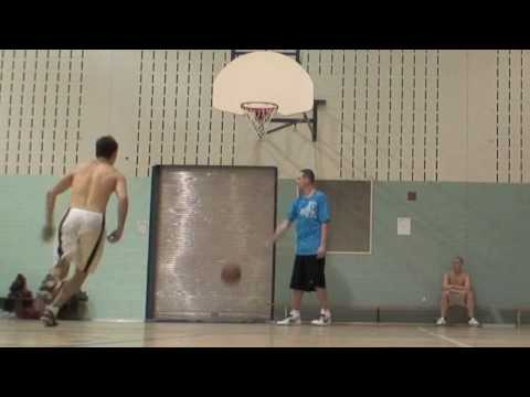Impossible wall dunks!!!: Warning violence dunks: Dunkfather 5'9