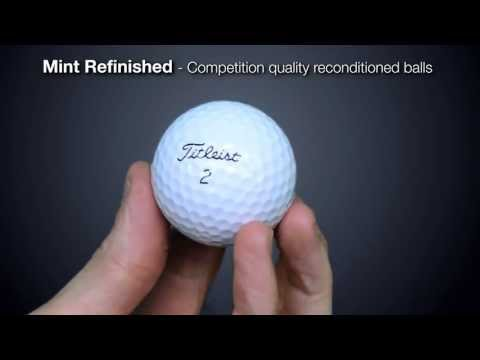 Used Golf Ball Grading Guide - Second Chance Ltd.