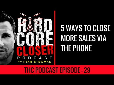 5 Tips To Close More Sales Via The Phone - Phone Sales Training
