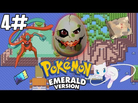 Pokémon Emerald| Unlock Faraway Island and Birth Island 4/4: unlocking the flags