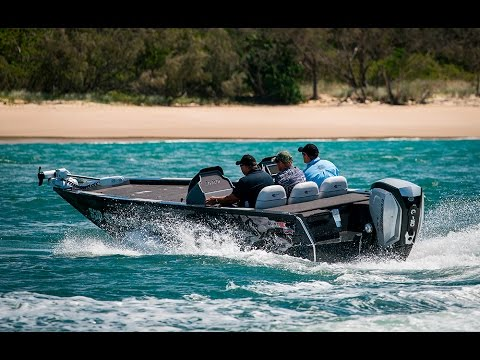 Evinrude's 150hp G2 & 60hp H.O Australian launch