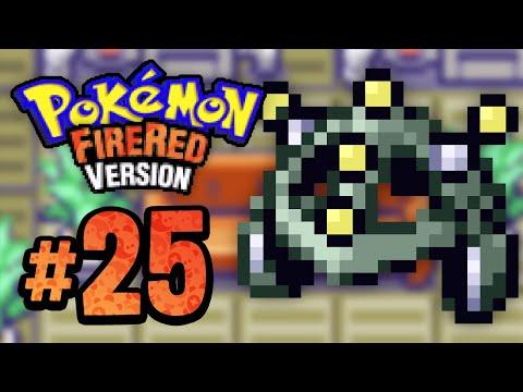 Pokémon FireRed | Silph Scope - 25