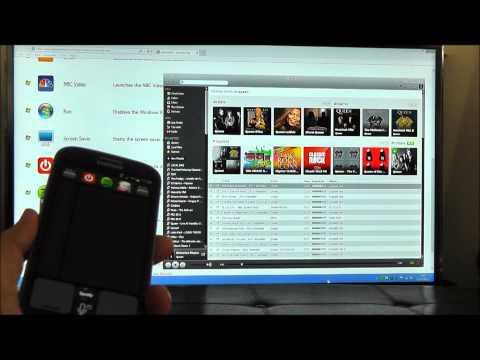 myControl - Spotify demo