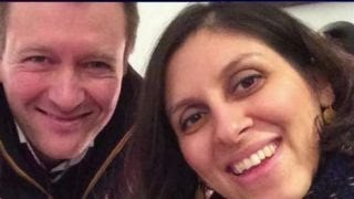 Husband of UK-Iranian woman held in Iran seeks her release