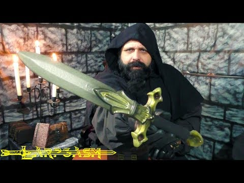 Larp Weapon Review - Paladin Dagger by Forgotten Dreams