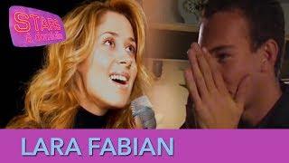 Lara Fabian Au Vernissage D