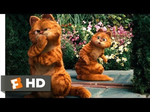 Xxx Mp4 Garfield A Tail Of Two Kitties 4 5 Movie CLIP Royal Copycat 2006 HD 3gp Sex
