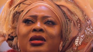 Beautiful Ayo Adesanya In Tears, Holds Thanksgiving Service To Mark 50th Birthday