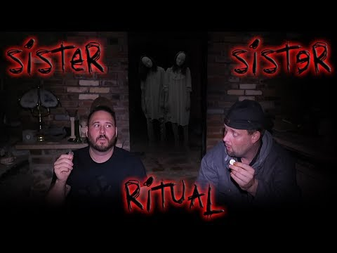 (DO NOT TRY) SISTER SISTER GAME In Haunted Castle - Sara Sarita Game