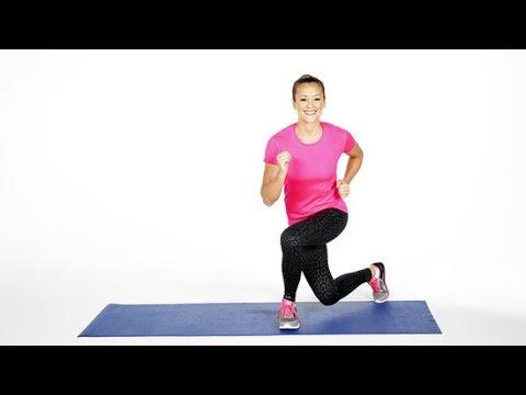 5-Minute Upper-Thigh Workout | Class FitSugar