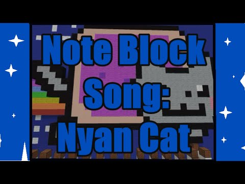 Minecraft Note Block Song: Nyan Cat