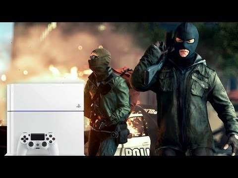 Battlefield Hardline: PC Impressions & Glacier White PS4!