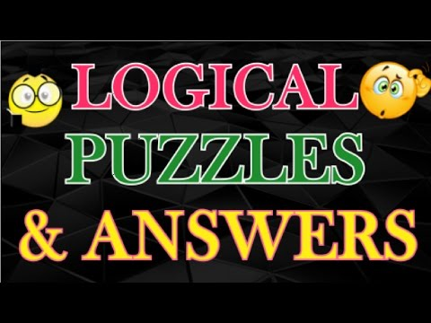 Logical Puzzle Questions || Only Intelligent Can Solve