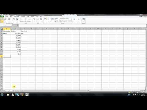How to Name Sheets in Microsoft Excel