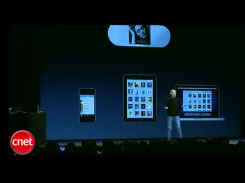 Apple introduces iTunes in the cloud