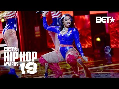 Xxx Mp4 Megan Thee Stallion Amp DaBaby In Fire Hot Girl Summer Amp Cash Shit Performance Hip Hop Awards '19 3gp Sex
