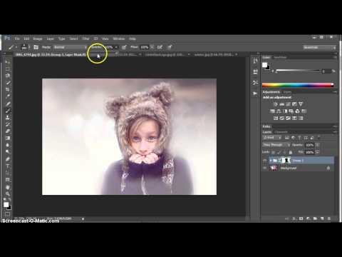 Hilton Head Photography - Winter Wonderland Edit