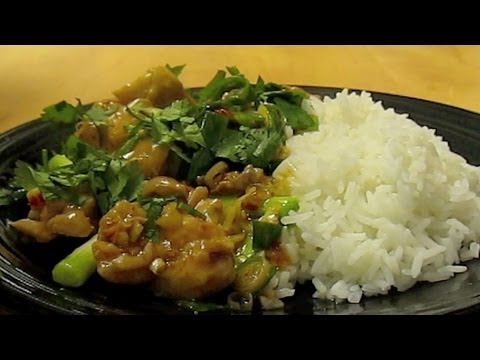 Lemongrass Chili Chicken with Michael's Home Cooking