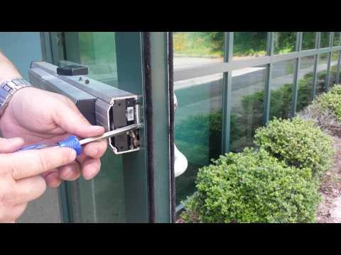 Jackson 1285 rim device locksmith