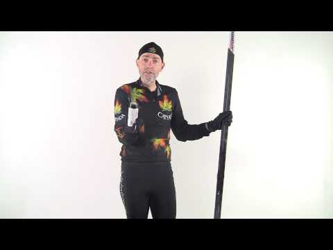 Saul's Simple Waxing System for Classic Cross Country Skis -part 3 of 4