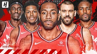 Toronto Raptors VERY BEST Plays & Highlights from 2018-19 NBA Season!
