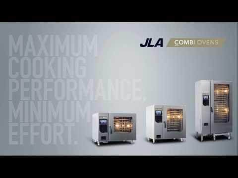 JLA Combi Oven Wave Clean